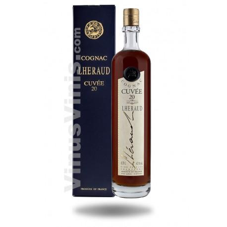 Cognac Lheraud Cuvee 20 ans