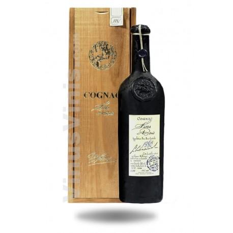 Cognac Lheraud Fins Bois 1978