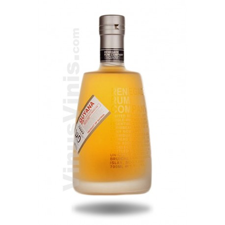 Rhum Guyana Diamond Port Morant 6 Ans Renegade