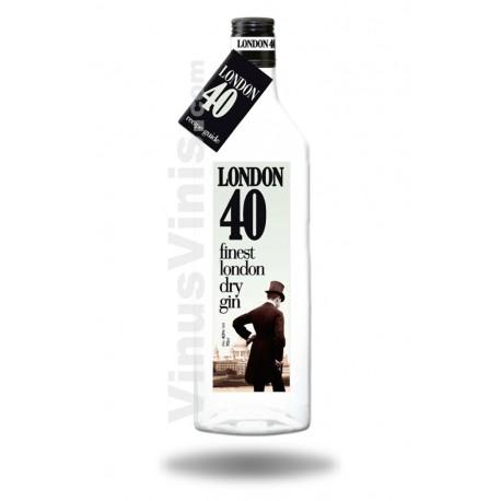 Gin London 40