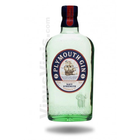 Gin Plymouth Navy Strengh