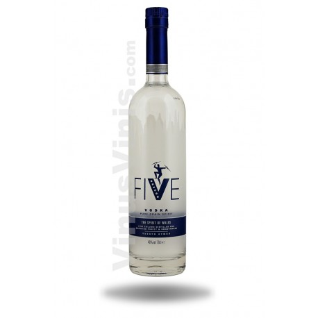 Vodka Five Brecon