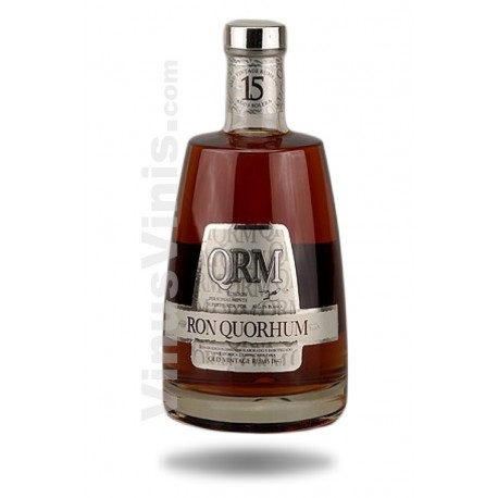 Rhum Quorhum 15 ans