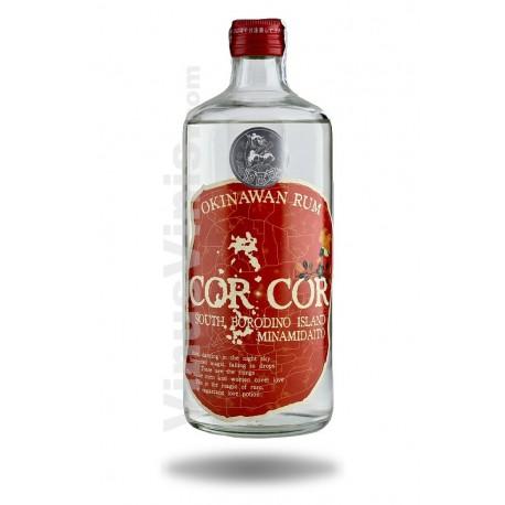 Rhum Cor Cor Red Okinawa