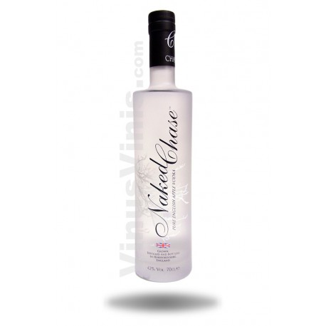 Vodka William Chase Naked Apple