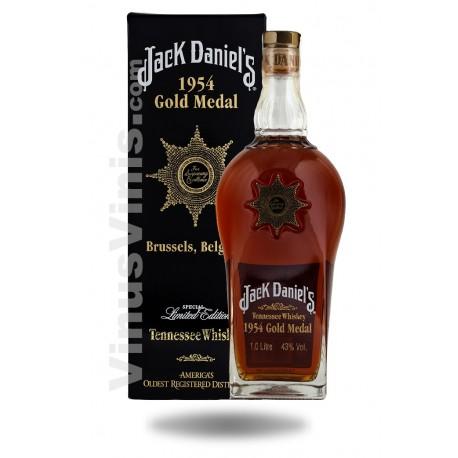 Whisky Jack Daniel's 1954 Gold Medal
