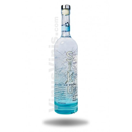 Vodka Siku Glacier Ice