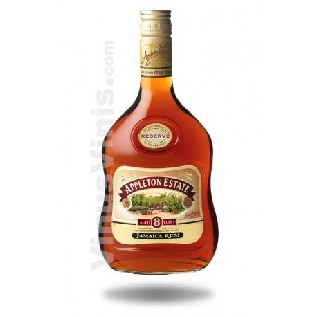 Rhum Appleton Estate Reserva 8 ans