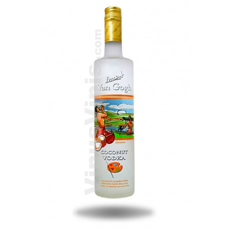 Vodka Van Gogh Coconut