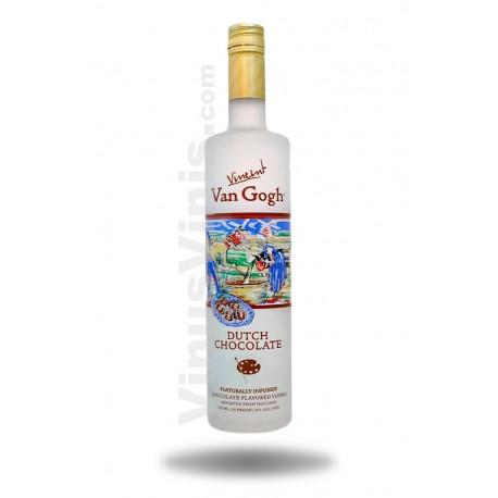 Vodka Van Gogh Dutch Chocolate