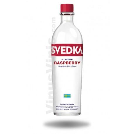 Vodka Svedka Raspberry