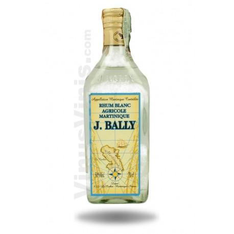 Rhum J Bally Rhum Agricole Blanc