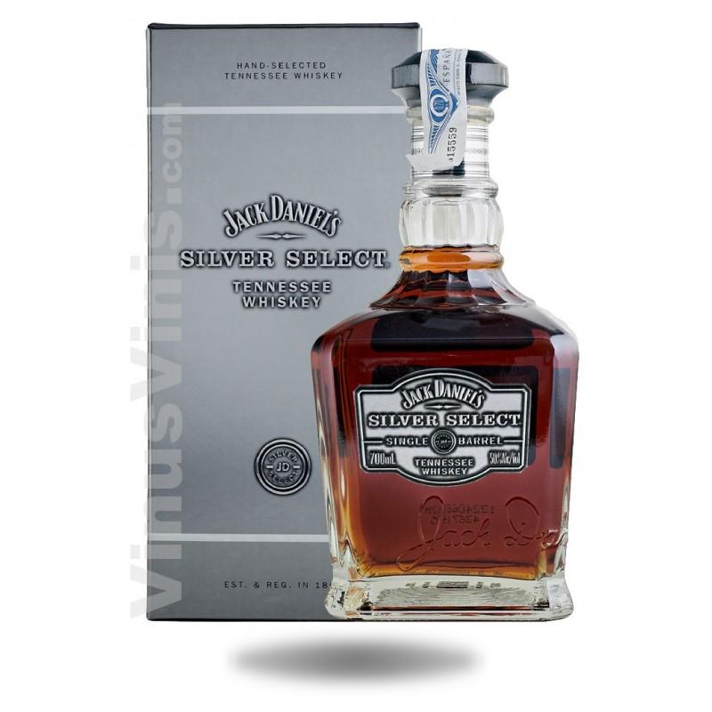 buy whiskey jack daniel 39 s silver select in vinus vinis. Black Bedroom Furniture Sets. Home Design Ideas