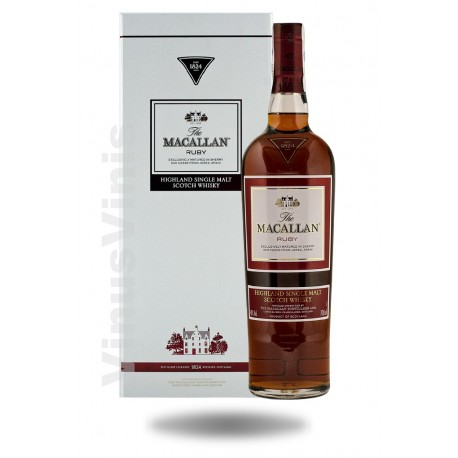 Whisky The Macallan Ruby - 1824 Series