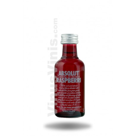 Vodka Absolut Raspberri (5cl)