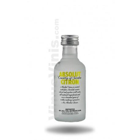 Vodka Absolut Citron (5cl)