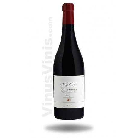 acheter vin espagnol artadi valdegin s 2011 vinus vinis. Black Bedroom Furniture Sets. Home Design Ideas