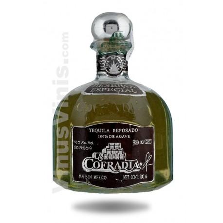 Tequila La Cofradia Reposado