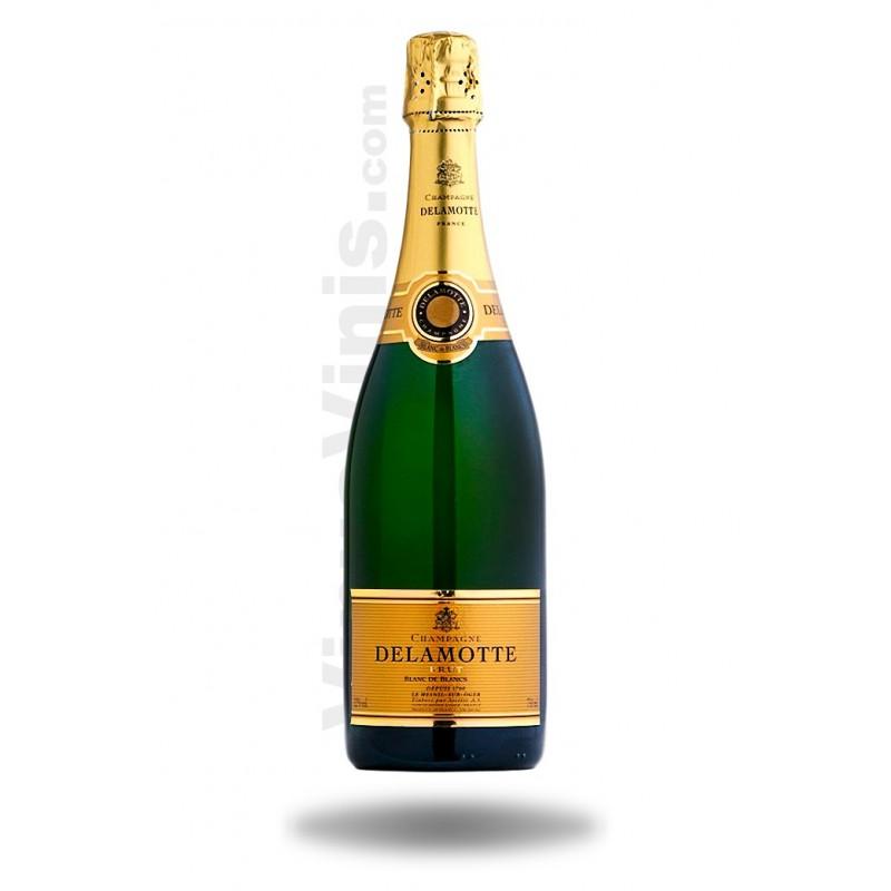 Buy delamotte brut blanc de blancs 2002 online shop of for Champagne delamotte brut prix