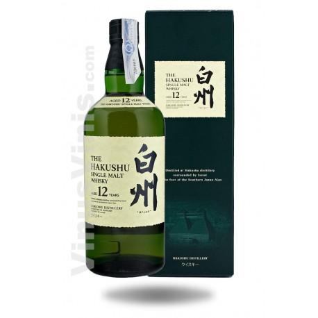 Whisky Hakushu 12 ans