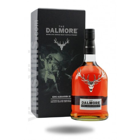 Whisky The Dalmore King Alexander III