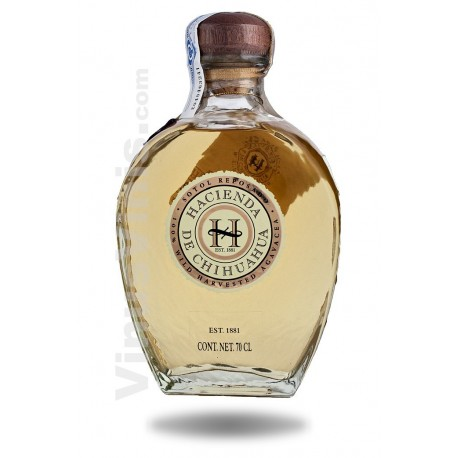 Tequila Hacienda de Chihuahua Sotol Reposado