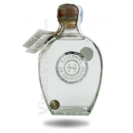 Tequila Hacienda de Chihuahua Sotol Plata