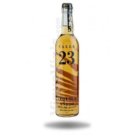 Tequila Calle 23 Añejo