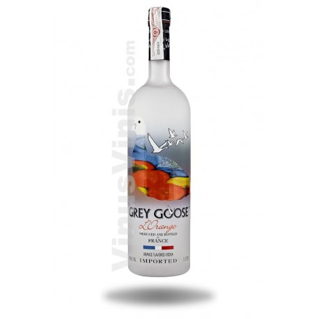 acheter vodka grey goose l 39 orange 1l vinus vinis. Black Bedroom Furniture Sets. Home Design Ideas