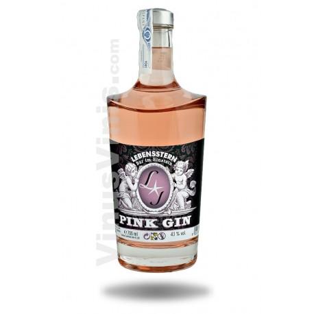 Gin Lebensstern Pink