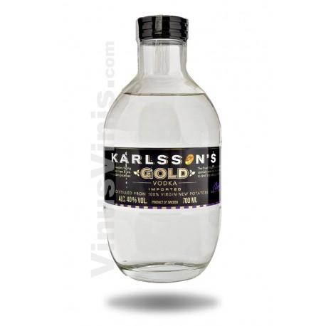Vodka Karlsson's Gold
