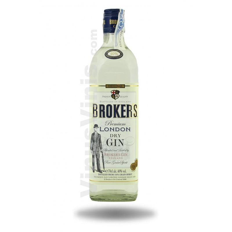 Broker gin je