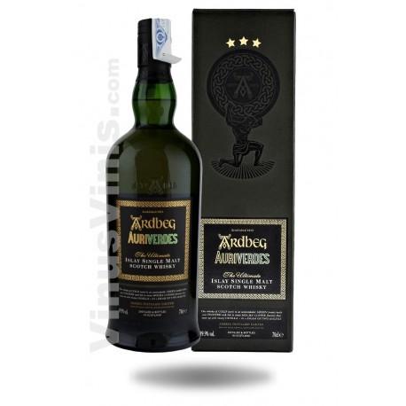 Whisky Ardbeg Auriverdes