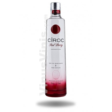 Vodka Ciroc Red Berry (1L)