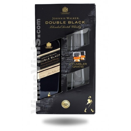 Whisky Johnnie Walker Double Black