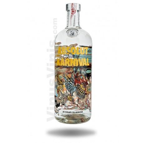 Vodka Absolut Karnival Edition (1L)