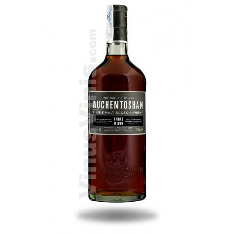 Whisky Auchentoshan Three Wood