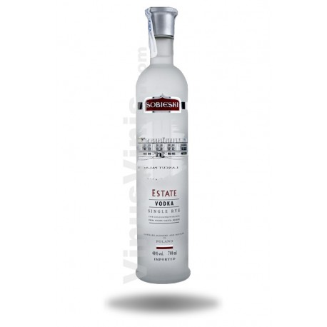 Vodka Sobieski Estate
