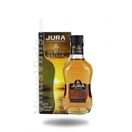 Whisky Isle of Jura Origin 10 ans