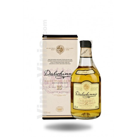 Whisky Dalwhinnie 15 ans