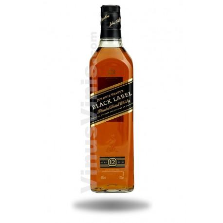 Whisky Johnnie Walker Black Label 12 ans