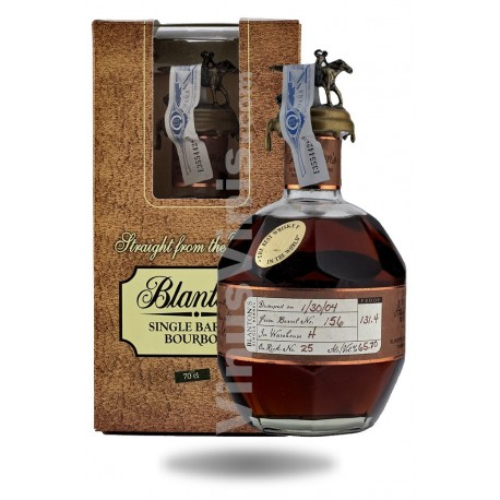 Whiskey Blanton's Straight From The Barrel