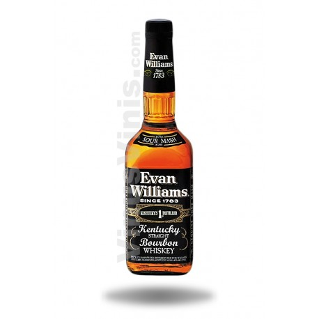Whisky Evan Williams Black Label