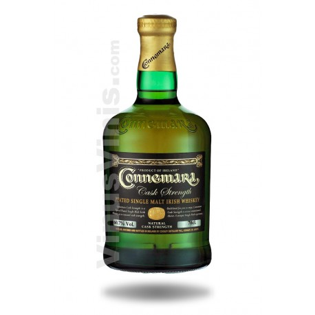 Whisky Connemara Cask Strenght