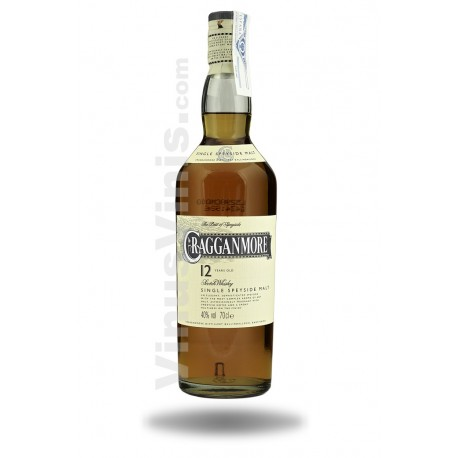 Whisky Cragganmore 12 ans