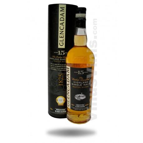 Whisky Glencadam 15 ans