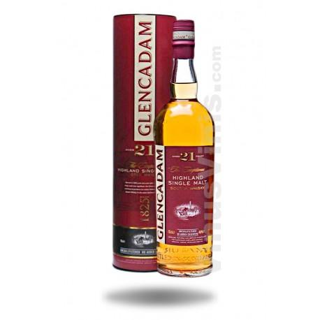 Whisky Glencadam 21 ans