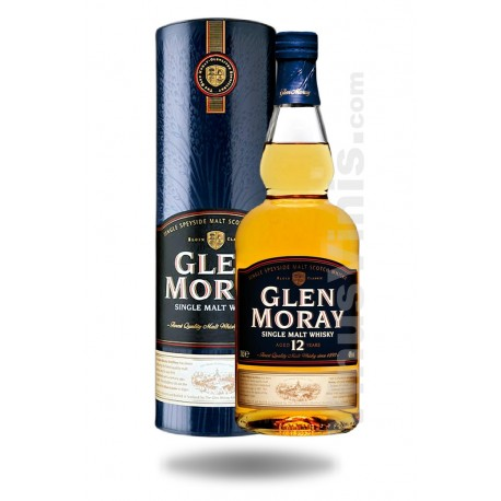 Whisky Glen Moray 12 ans