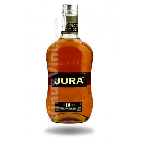 Whisky Isle of Jura Origin 10 ans