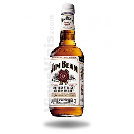 Whiskey Jim Beam White Label